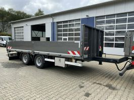 open laadbak aanhanger Other Fellechner MB22-N18 Anhänger Pritsche 2Achser 2019