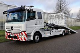 takelwagen-bergingswagen-vrachtwagen Mercedes-Benz Atego 1224 EUROTECHNIK Bergingsvoertuig - Recovery truck -  Bergungsfahrzeug - Dépanneuse 2020