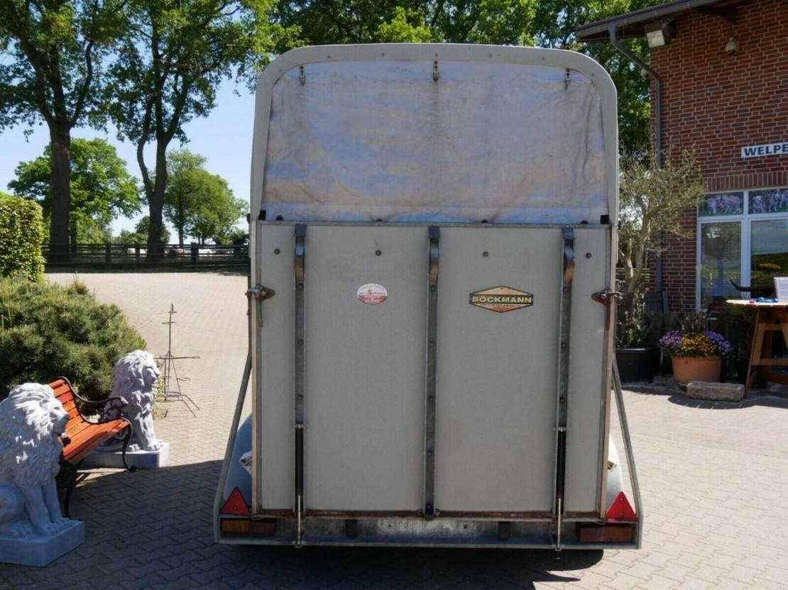 overige aanhangwagen Böckmann Cavallo Spezial 2 Pferde 1994
