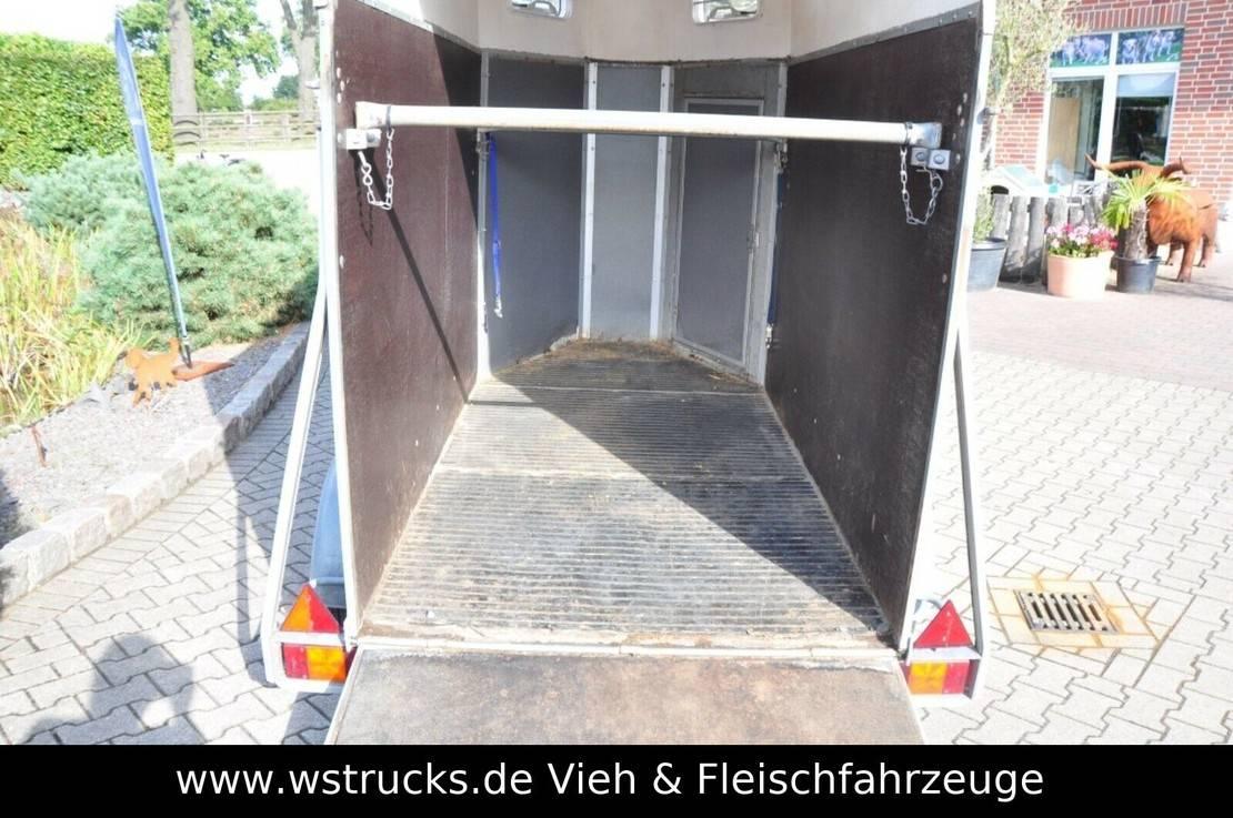 overige aanhangwagen Diversen Other Holz Poly 1, 5 Pferde 1999
