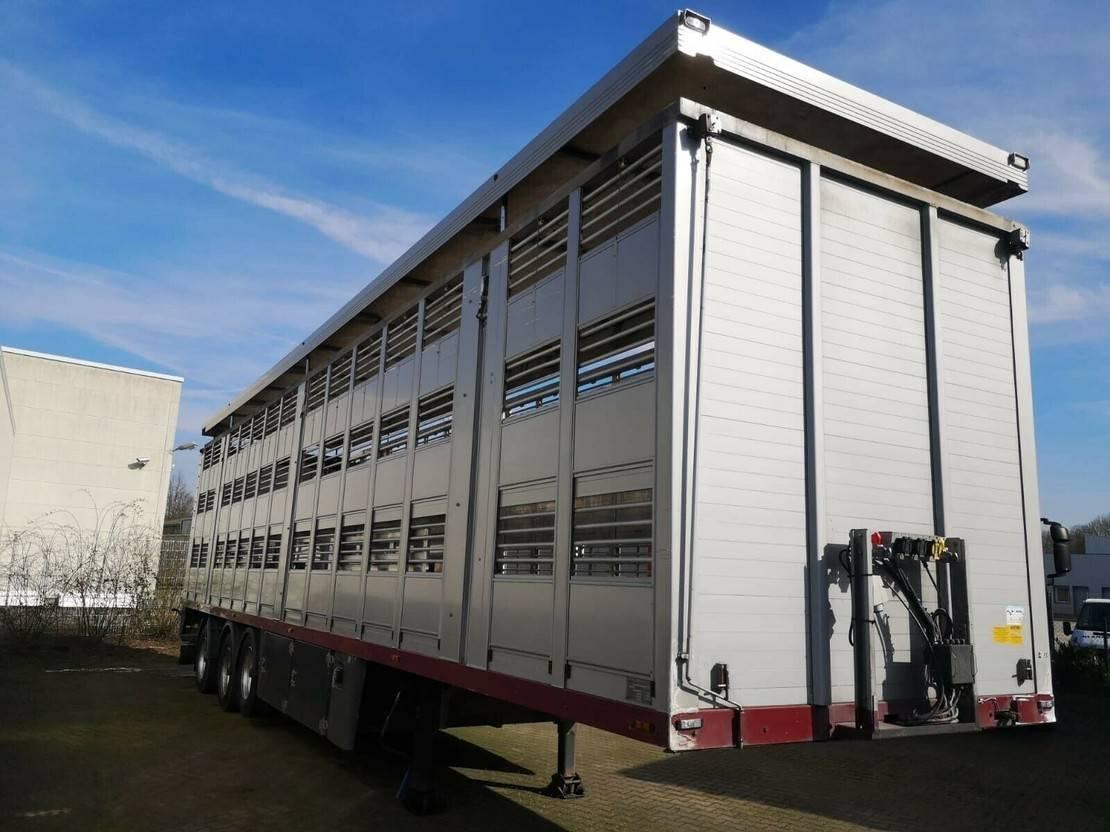 vee oplegger Diversen Other Menke 3 Stock Lenk Lift Vollalu 2008