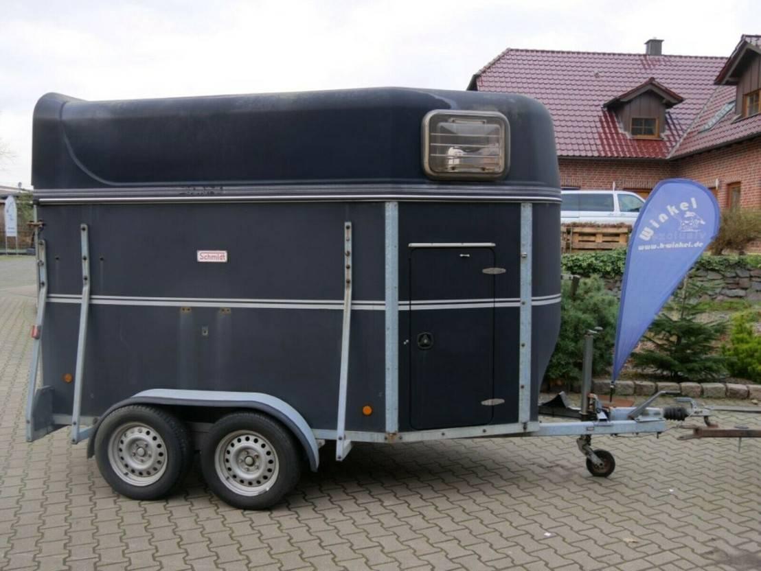 overige aanhangwagen Reuter Vollpoly 2 Pferde mit SK 1995