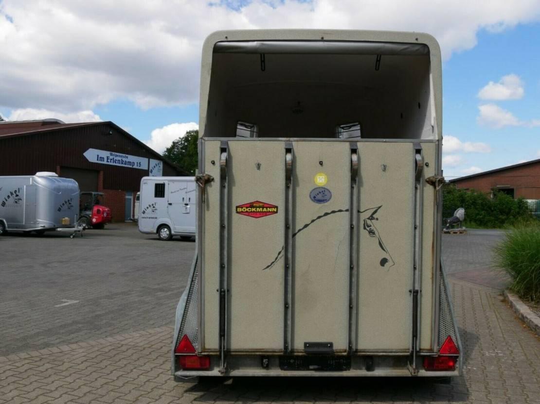 overige aanhangwagen Böckmann Comfort 2 Pferde mit SK 2000