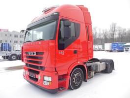 standaard trekker Iveco Stralis AS 440 S 46, LowDeck, EEV, 460 PS 2012