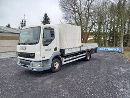 open laadbak vrachtwagen DAF lf45.180 very good condition!
