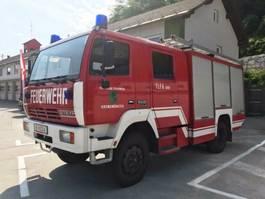 overige vrachtwagens Steyr 13S23 4x4 Feuerwehr 2000 liter Fire 1992