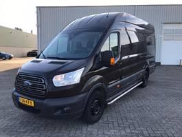 gesloten bestelwagen Ford transit l4 h3 airco navi 125pk 2016