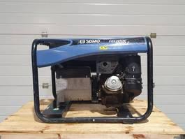 generator SDMO 5500T met Kohler benzine motor 2011