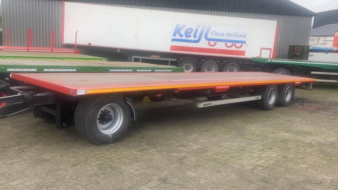 platte aanhanger vrachtwagen Diversen AGROLINER - 3