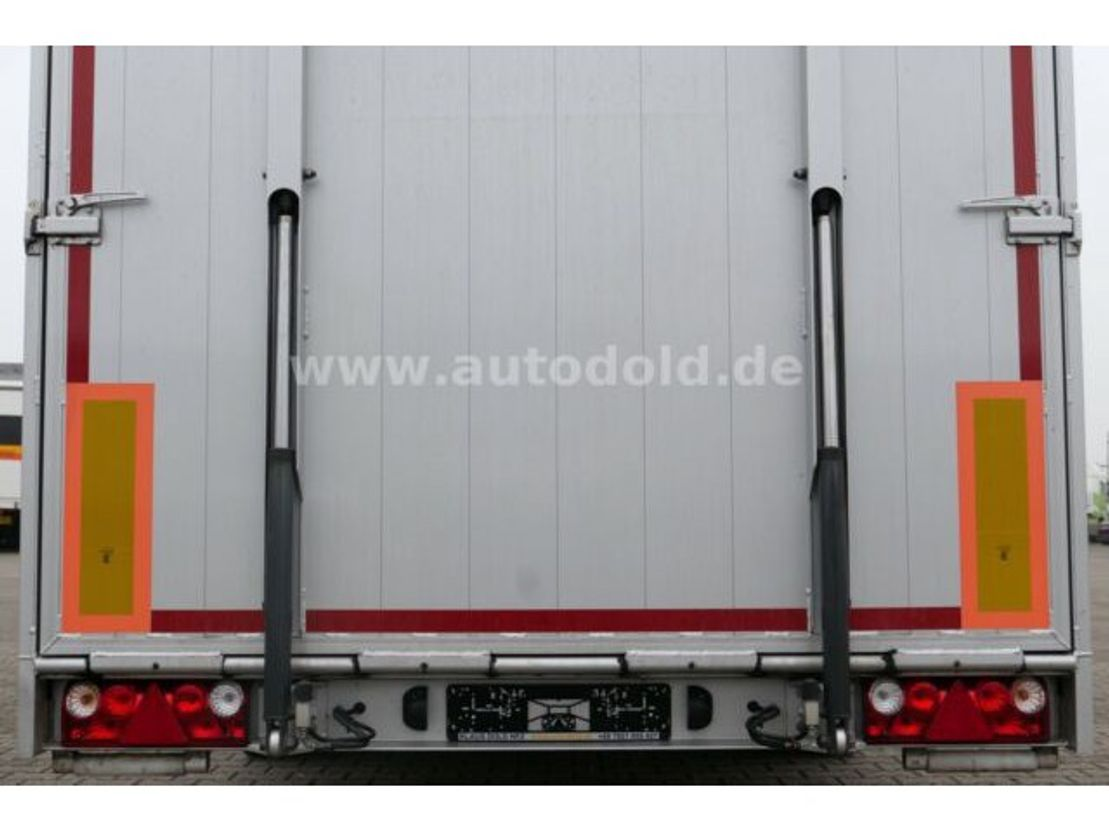 autotransporter aanhangwagen Diversen Moetefindt Autotransport LBW Seilwinde Funk 2013
