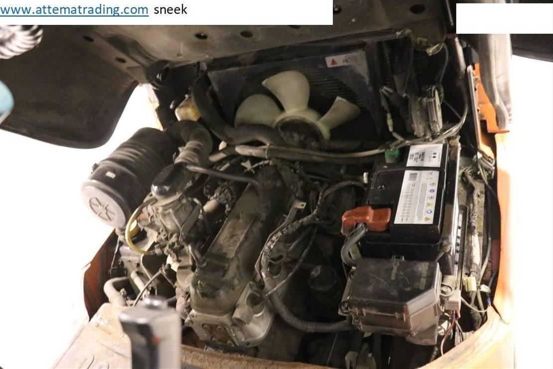 vorkheftruck Toyota 42-7-fgf-25 2000