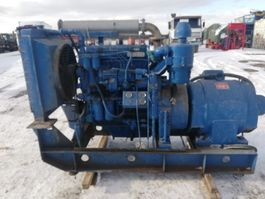 generator Dorman Engine with Stamford 80 kwa Generator.