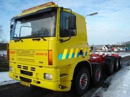 chassis cabine vrachtwagen Ginaf GINAF M 5350-TS/10X6 M 5350-TS 2000