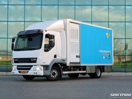 bakwagen vrachtwagen DAF LF 45 180 EURO 5 EEV LEAF SUSPENSION MOBILE WORKSHOP 164000KM ONLY!! 2013