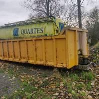 Kipperbak vrachtwagen onderdeel divers 2000