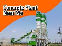 betonmixinstallatie FABO POWERMIX-200 STATIONARY CONCRETE BATCHING PLANT Stationary 2020