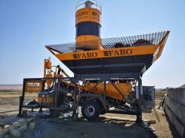 betonmixinstallatie FABO 30 m3/h MOBILE CONCRETE PLANT EASY TRANSPORT FABO MINIMIX Mobile 2020