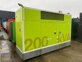 generator Deutz BF6M 1013 FC Leroy Somer 230 kVA Supersilent generatorset 2020