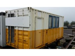 kantoor woonunit container bouwunit