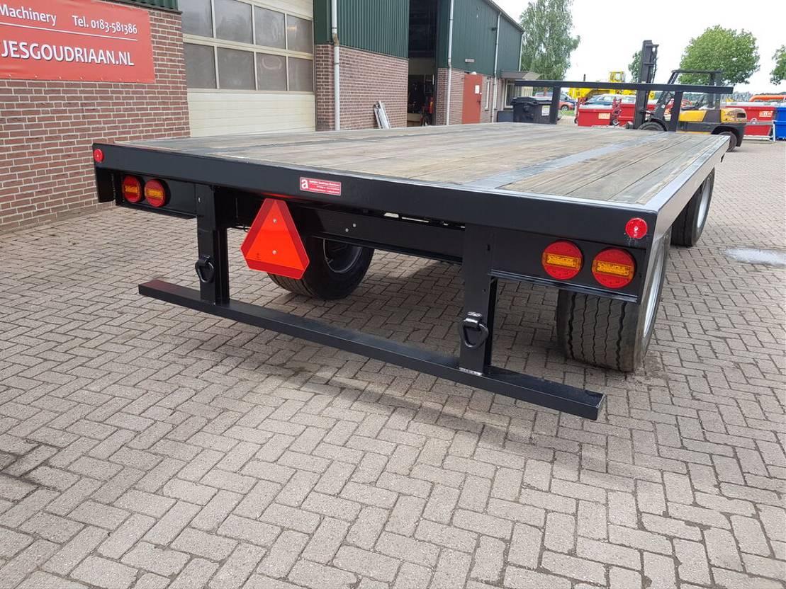 platte aanhanger vrachtwagen Diversen