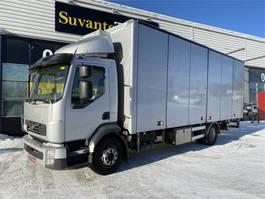 bakwagen vrachtwagen Volvo FL serie 260 4x2 2011