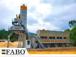 betonmixinstallatie FABO SKIP SYSTEM CONCRETE BATCHING PLANT   110m3/h Capacity COMPACT 2020