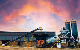 betoncentrale FABO TURBOMİX 100 CE QUALITY NEW GENERATION MOBILE CONCRETE MIXING PLANT 2021