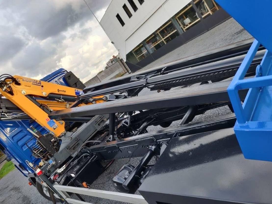 takelwagen-bergingswagen-vrachtwagen MAN TGL 12 Depannage / Depanneur Euro5 2013
