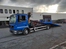 takelwagen-bergingswagen-vrachtwagen MAN TGL 12.250 Depannage / Depanneur Euro5 2013