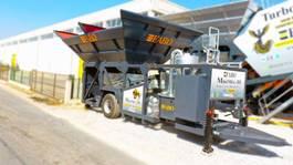 betoncentrale FABO MINIMIX 30 M3/H MOBILE CONCRETE PLANT EASY TRANSPORT 2021