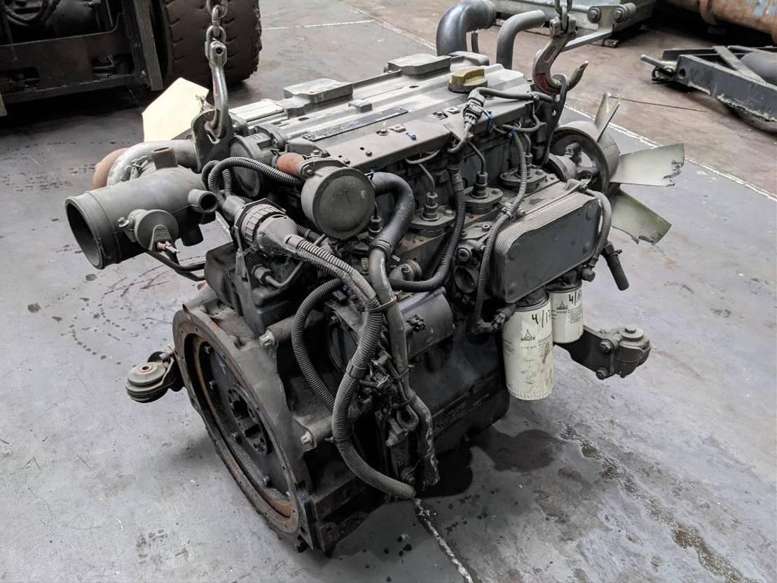 Motor vrachtwagen onderdeel Deutz TD2012L042v / TD 2012 L 04 2 V Motor 2004
