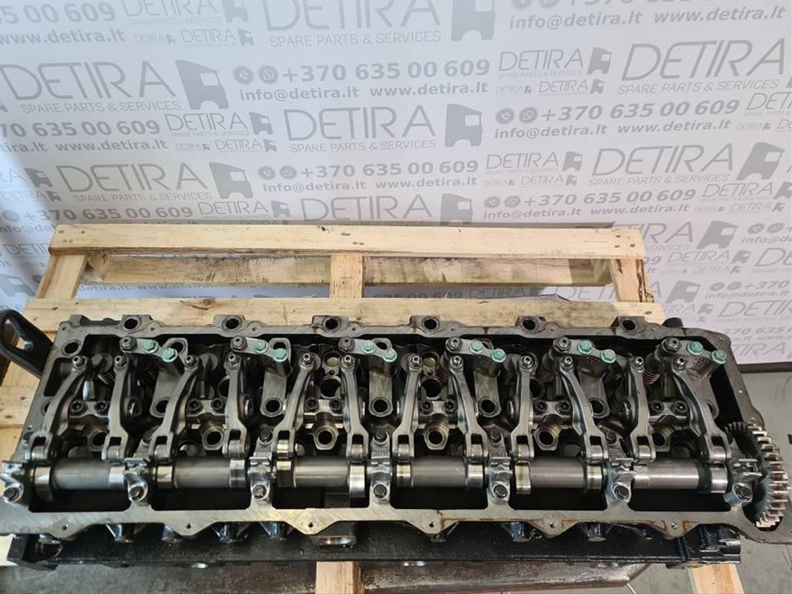 Cilinderkop vrachtwagen onderdeel MAN TGX D2676 COMPLETE CYLINDER HEAD NEW 2020