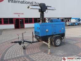 standaard aggregaat TOWERLIGHT VT1 MK1 TOWER LIGHT 4X1000W GENERATOR 10KVA 230V 2007