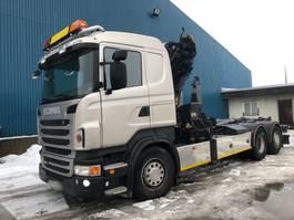 overige vrachtwagens Scania R440 LB6X2*4HNA 2012