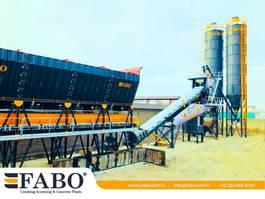 betoncentrale FABO FABOMIX COMPACT-120 CONCRETE PLANT | CONVEYOR TYPE 2021
