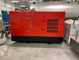 generator Power-unit 100 KVA 2008