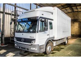 bakwagen vrachtwagen Mercedes-Benz Atego 1324 L - 69 195 KM 2007