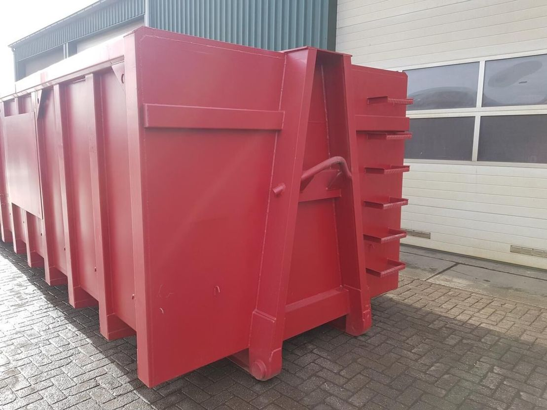 overige containers Diversen Haakarm container 25m3