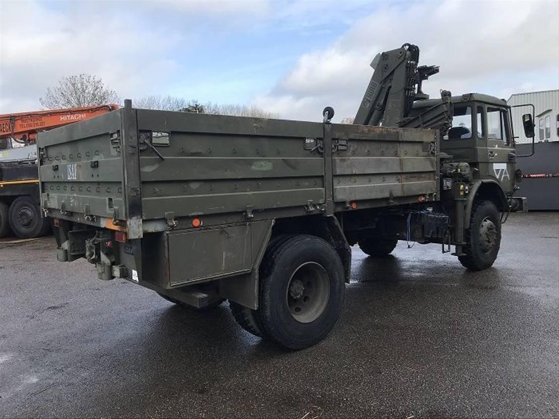 leger vrachtwagen DAF 4442 1992
