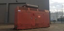 generator DAF 1160 engine   250kva