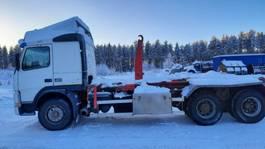 chassis cabine vrachtwagen Volvo FM12-420 chasis 2001