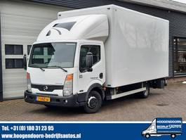 gesloten bestelwagen Nissan Cabstar E 150.35 3.0 dCi EURO 4 - 340 KOFFER 2011