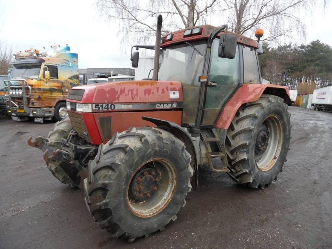 standaard tractor landbouw Case landbouwtractor type 5140 1996