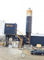 betonmixinstallatie FABO POWERMIX-90 FIXED CONCRETE MIXING PLANT 2021