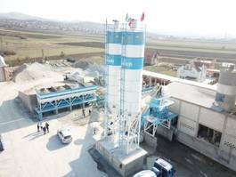 betoncentrale FABO POWERMIX-100 STATIONARY CONCRETE BATCHING PLANT 2021