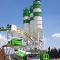 betonmixinstallatie FABO POWERMIX-130 CONCRETE PLANT | NEW GENERATION 2021