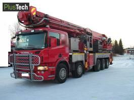 overige bouwmachine Scania P420 2006