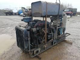 generator Stamford Generator 137,5 KVA With Berliet  6 Cyl.  Engine