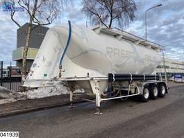silo oplegger SPITZER 36000 Liter, Silo / Bulk 1991