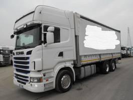 schuifzeil vrachtwagen Scania R400 LB4X2 4 MNB 2012